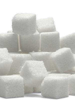 Sugar Cube Pile